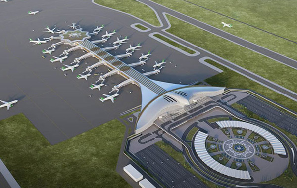 Ashgabat International Airport 이미지